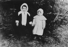 Mabel Armstrong and Gertrude Armstrong