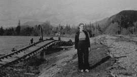 Squamish River after 1940 flood