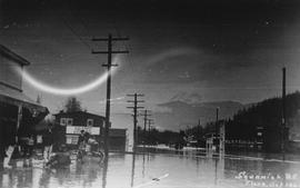 Squamish Flood, October 1921