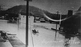Squamish Flood, 1940