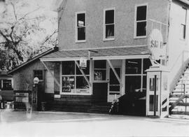 The Brackendale Store, 1963