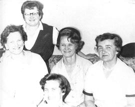 Lasser sisters in the 1960s