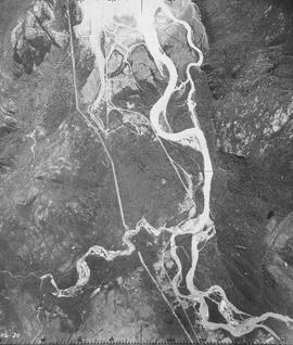 Squamish Townsite and Rivers, 1947