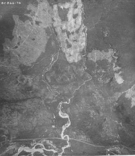 Squamish Townsite and Rivers, 1949
