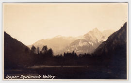 Upper Squamish Valley Postcard [Front]